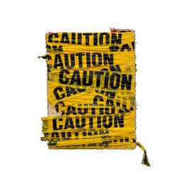 STEEP Daniels STEEP Daniels - Caution Print