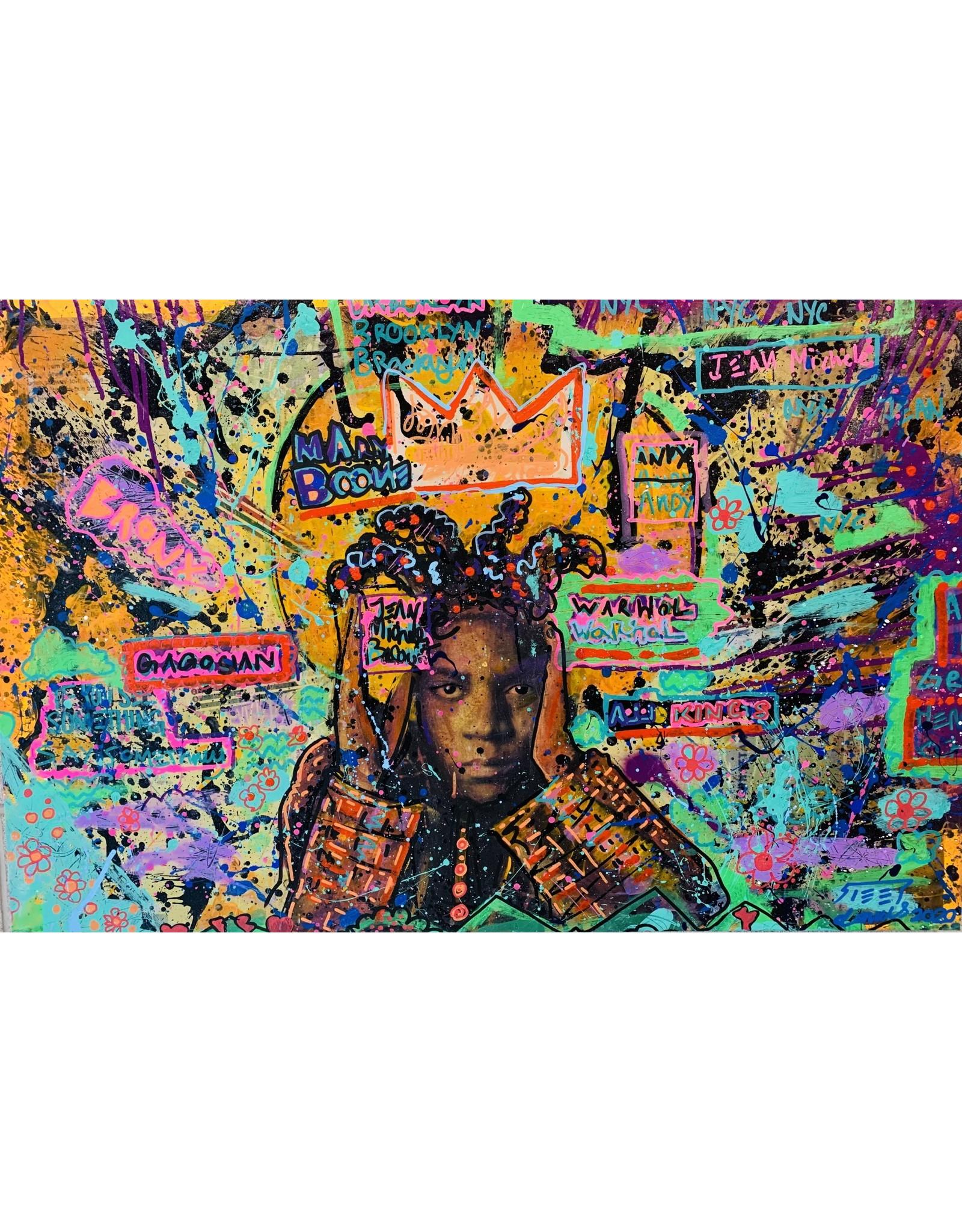 STEEP Daniels STEEP Daniels - Jean Michel Basquiat - Gauguin