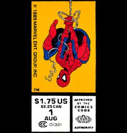 Todd Monk Todd Monk - Spider-Man #1