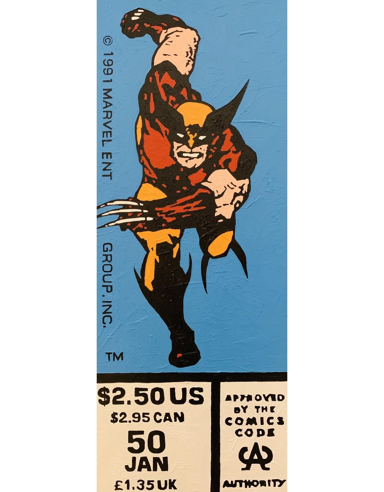 Todd Monk Todd Monk - Wolverine
