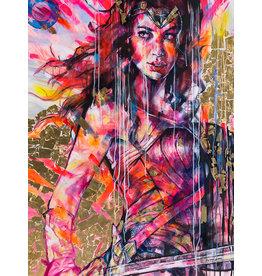 Olga Rykova Olga Rykova - Wonder Woman