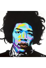 Benny Bing Benny Bing - Jimi Hendrix 40x40