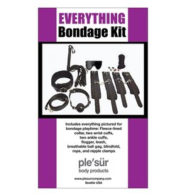 Pleasur Company Everything Bondage Kit