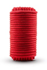 Blush Cotton Bondage Rope 32 Feet