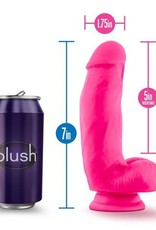 "Blush Neo Elite 7"" Dildo"