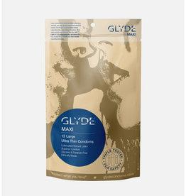 Glyde Maxi Condoms 12 pack