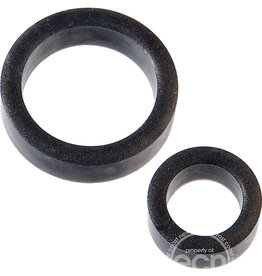 Doc Johnson Platinum C Rings - Dual Pack