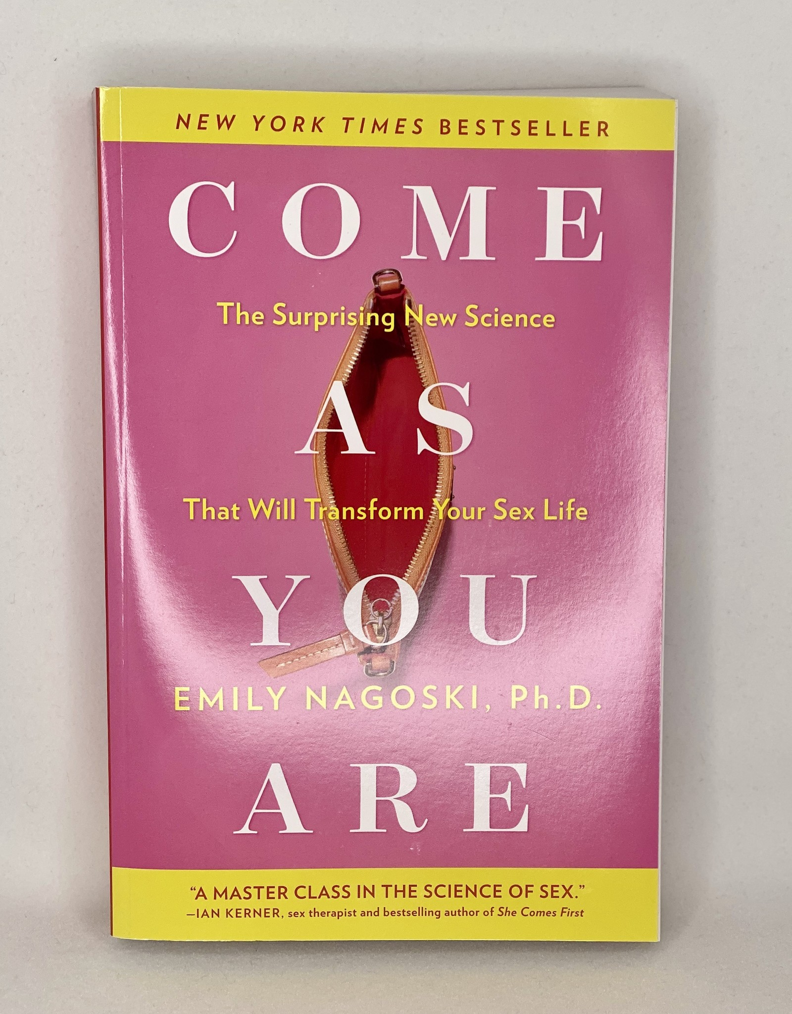 Simon & Schuster Come As You Are