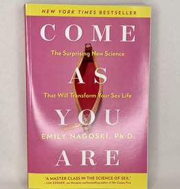 Simon & Schuster Come As You Are