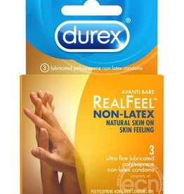 Durex Durex Real Feal Non Latex Condoms