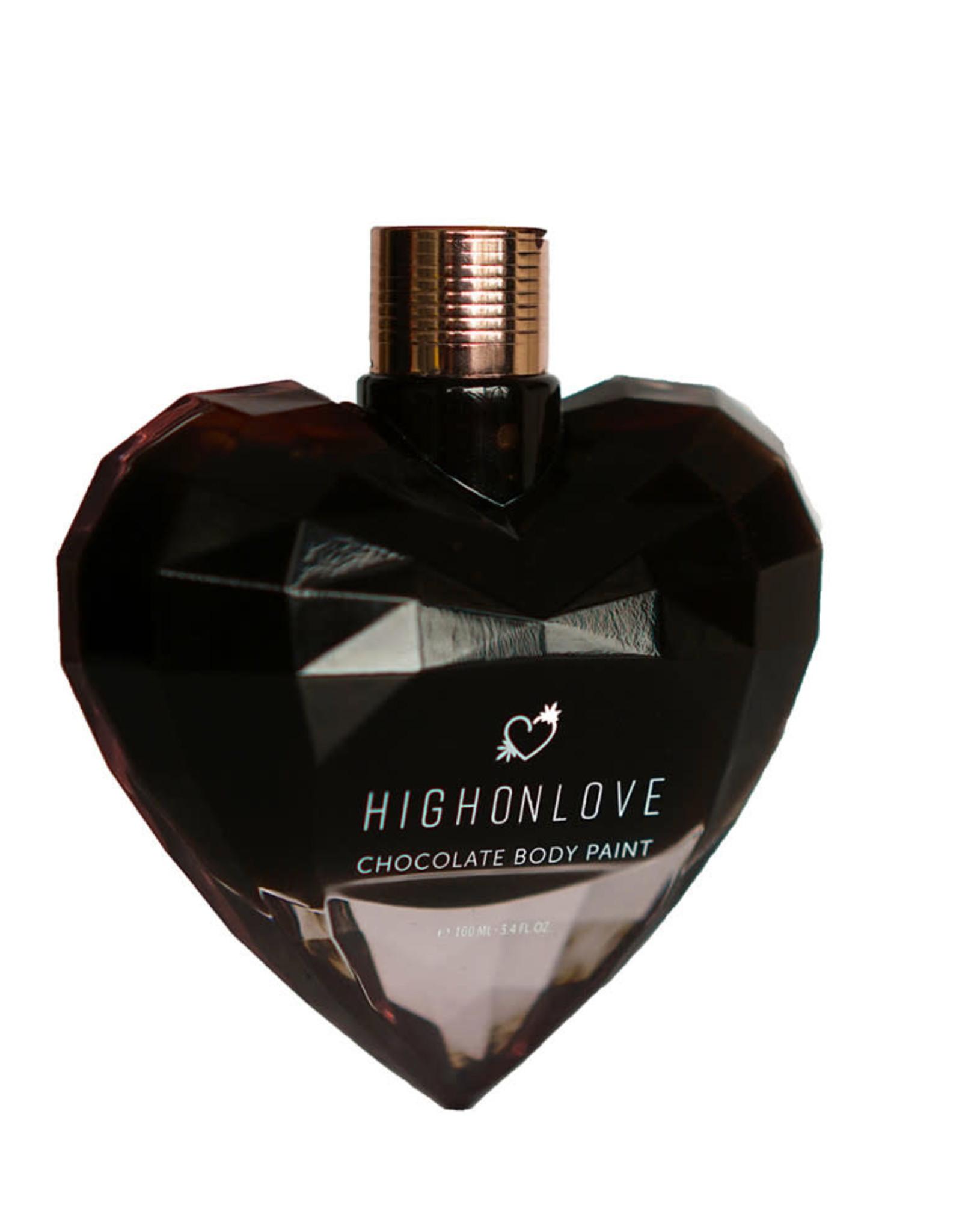 High On Love Chocolate Body Paint
