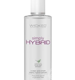 Wicked Sensual Care Wicked Simply Hybrid w/Olive Leaf Extract
