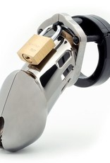 CB-X CB-6000 Chrome Chastity Device