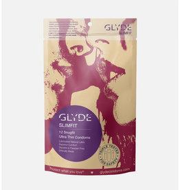 Glyde Glyde Condoms SlimFit 12 Pack