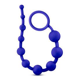 Blush LUXE Silicone 10 Beads Indigo