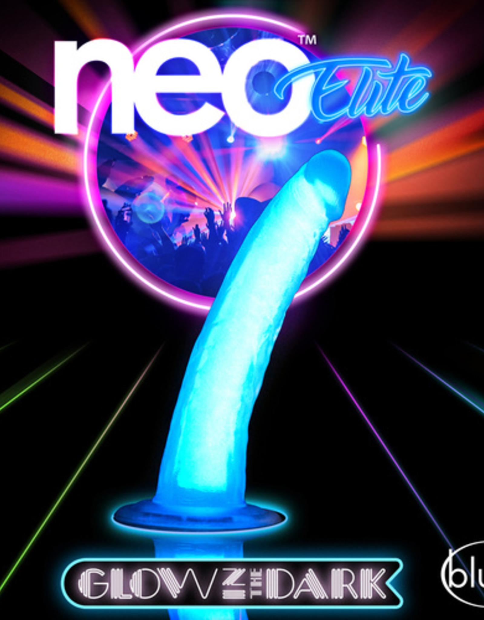 """Blush Neo Elite Glow in the Dark 7.5"""""""