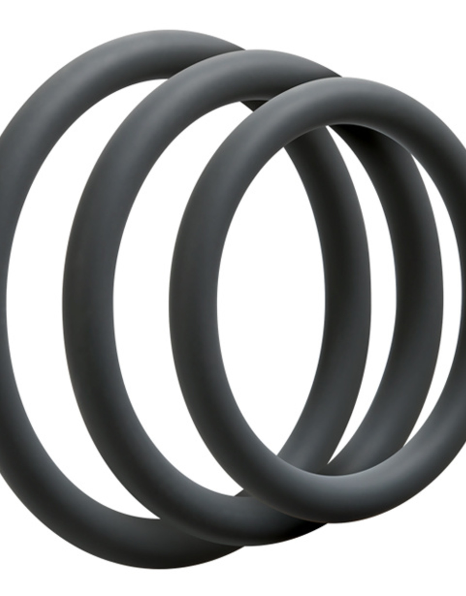 Doc Johnson Optimale 3 C-Ring Set