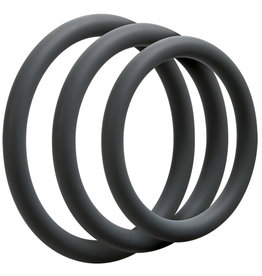 Doc Johnson Optimale 3 C-Ring Set