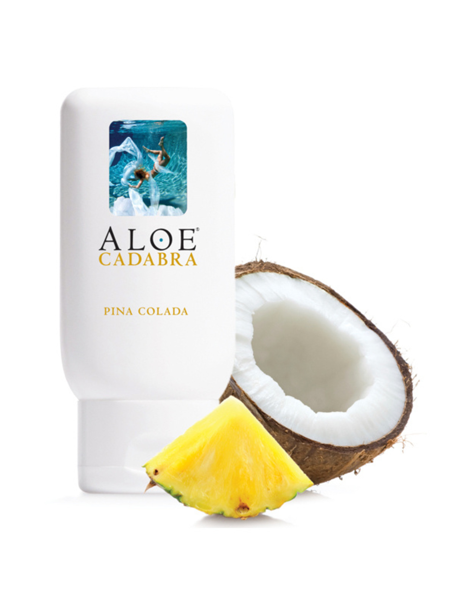 Aloe Cadabra Flavored Lubricant