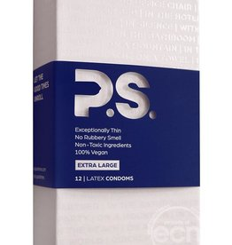 PS Extra Large Condoms 12 Pack