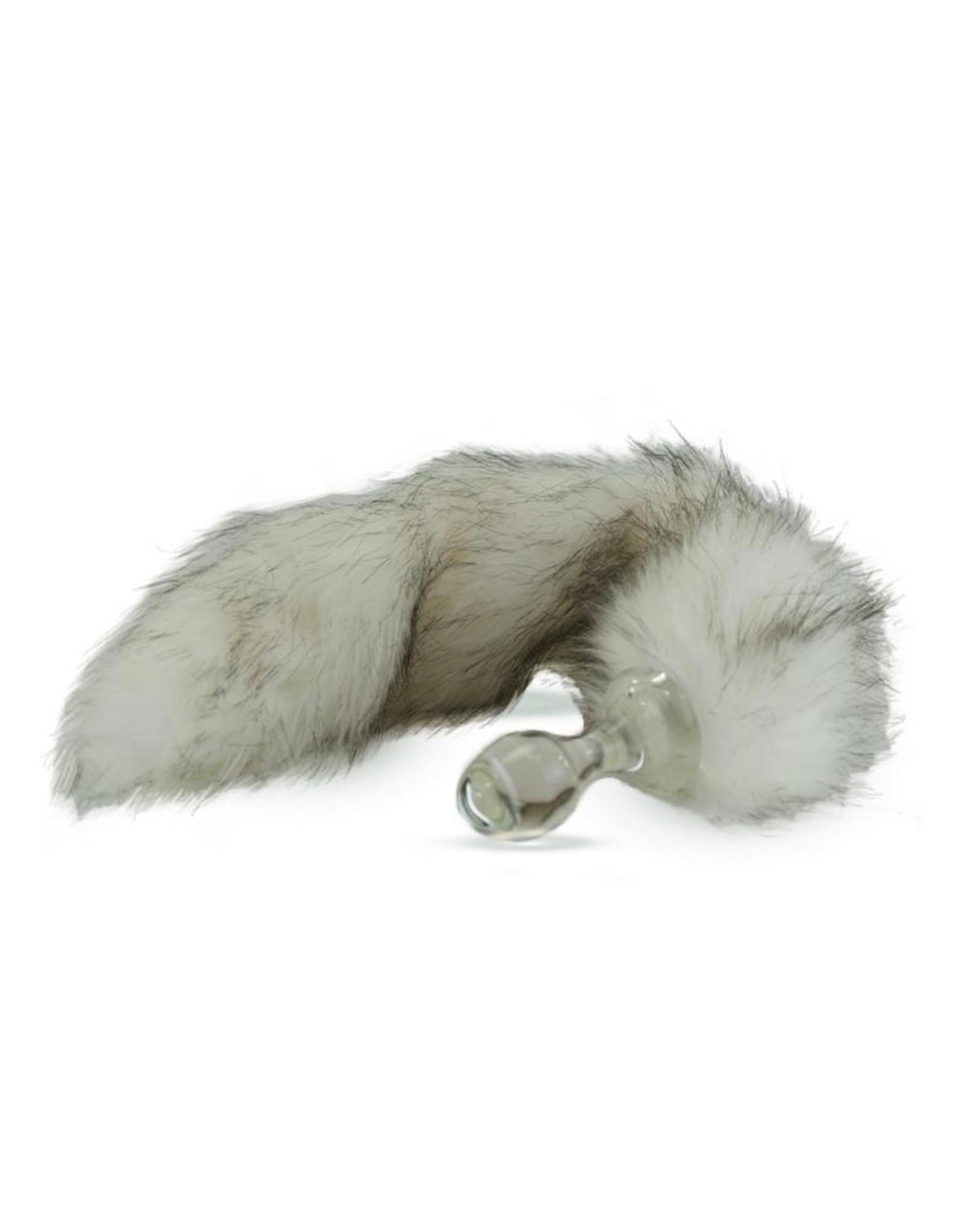 Crystal Delights Crystal Minx Tail Plug- Husky