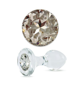 Crystal Delights Crystal Delight Plug Clear Crystal
