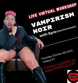 Sugar Vampirism Noir