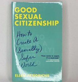 Ingram Good Sexual Citizenship