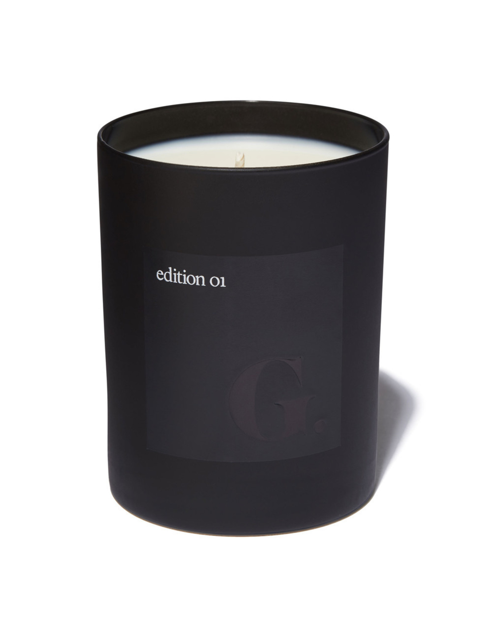 goop Fragrance Scented Candle: Edition 01 – Church