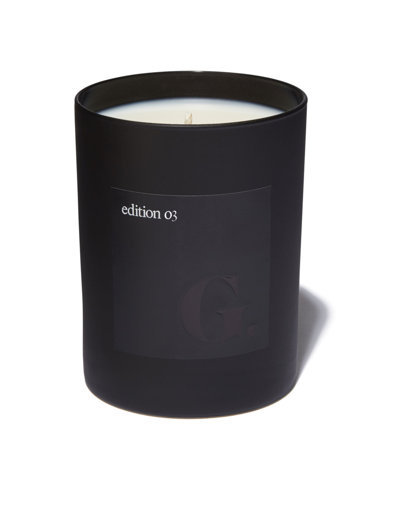 goop Fragrance Scented Candle: Edition 03 - Incense