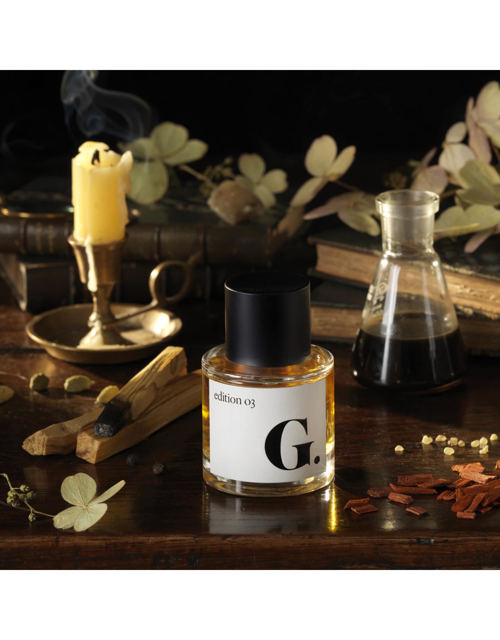 goop Fragrance goop Beauty Eau De Parfum: Edition 03 - Incense - 0.5 fl oz