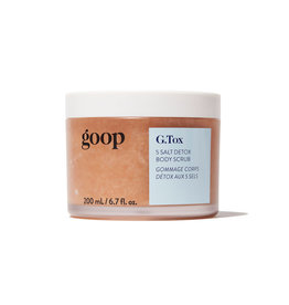 goop Body goop Beauty G.Tox 5 Salt Detox Body Scrub