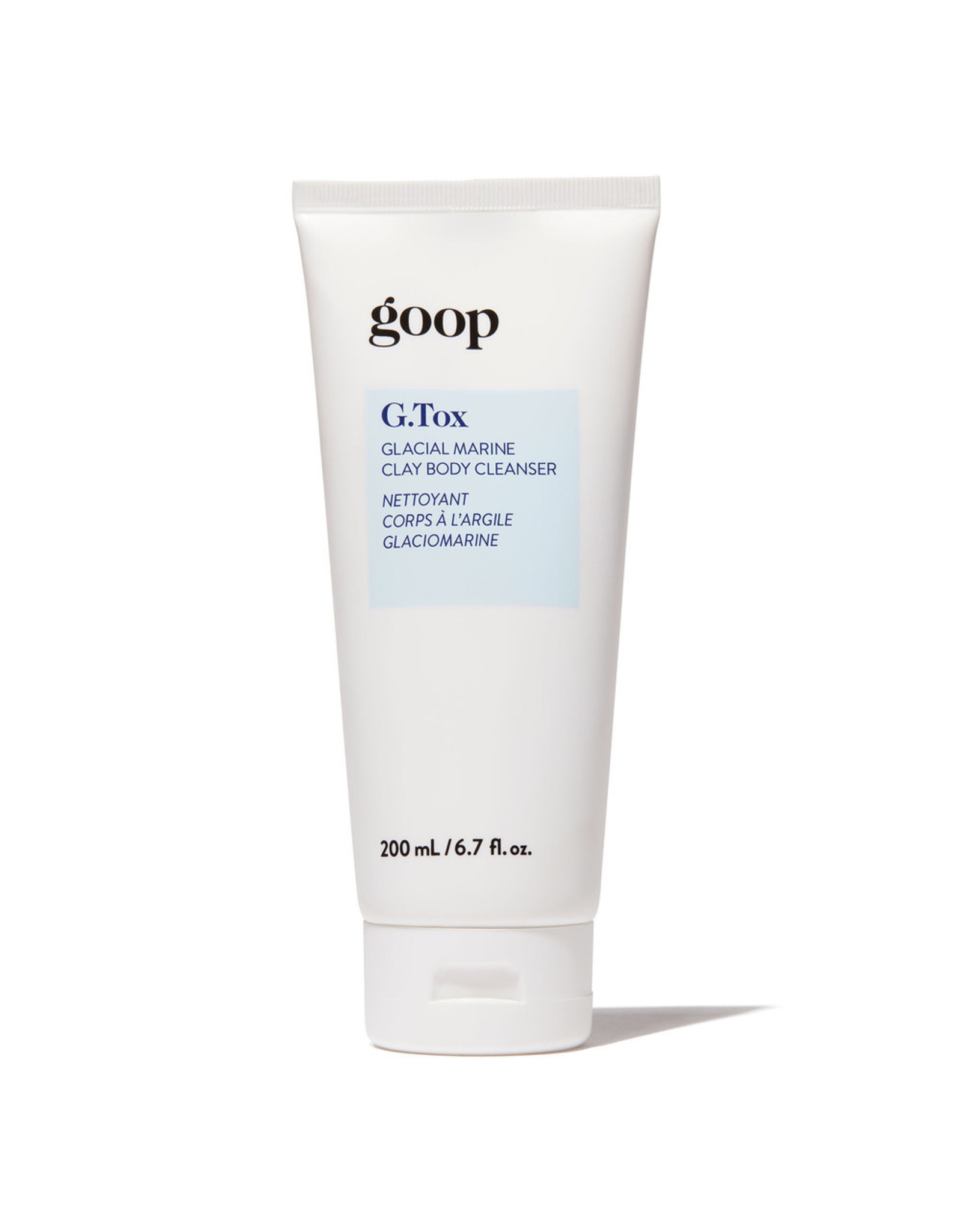 goop Body goop Beauty G.Tox Glacial Marine Clay Body Cleanser
