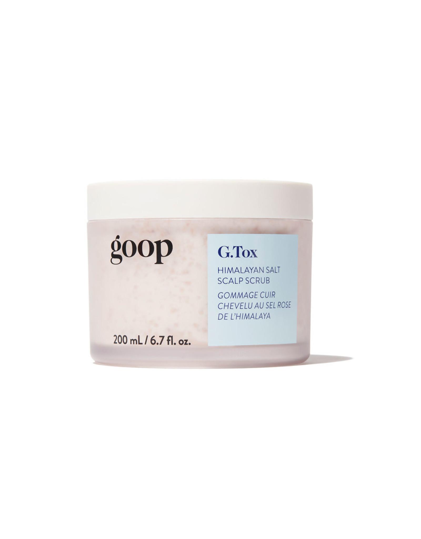 goop Body goop Beauty G.Tox Himalayan Salt Scalp Scrub Shampoo