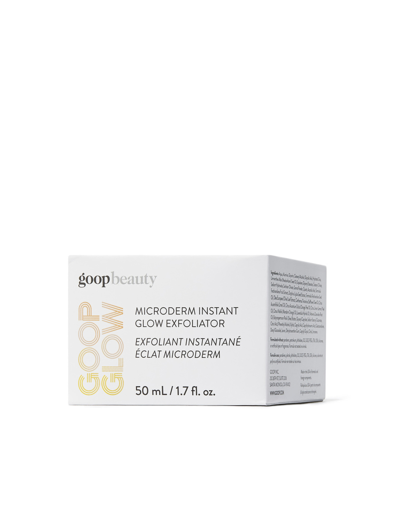 goop Skincare goop Beauty GOOPGLOW Microderm Instant Glow Exfoliator (Size: 50ml)