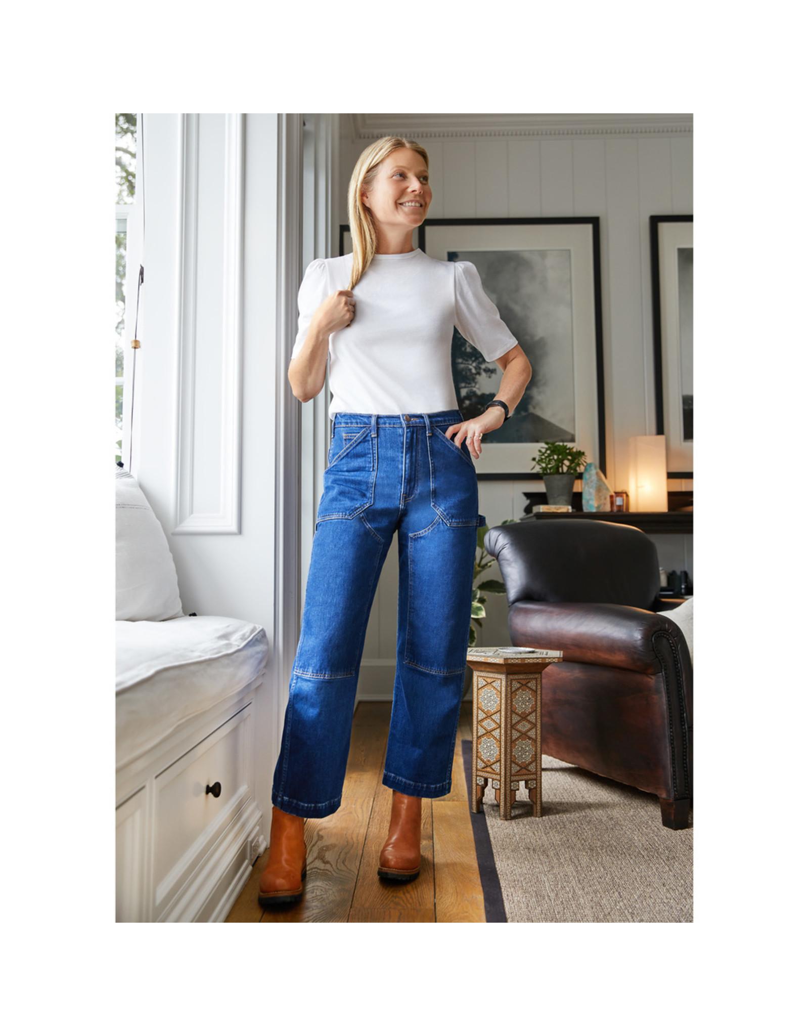 G. Label G. Label JP Workwear Jeans - Medium Blue Wash (Size: 27)
