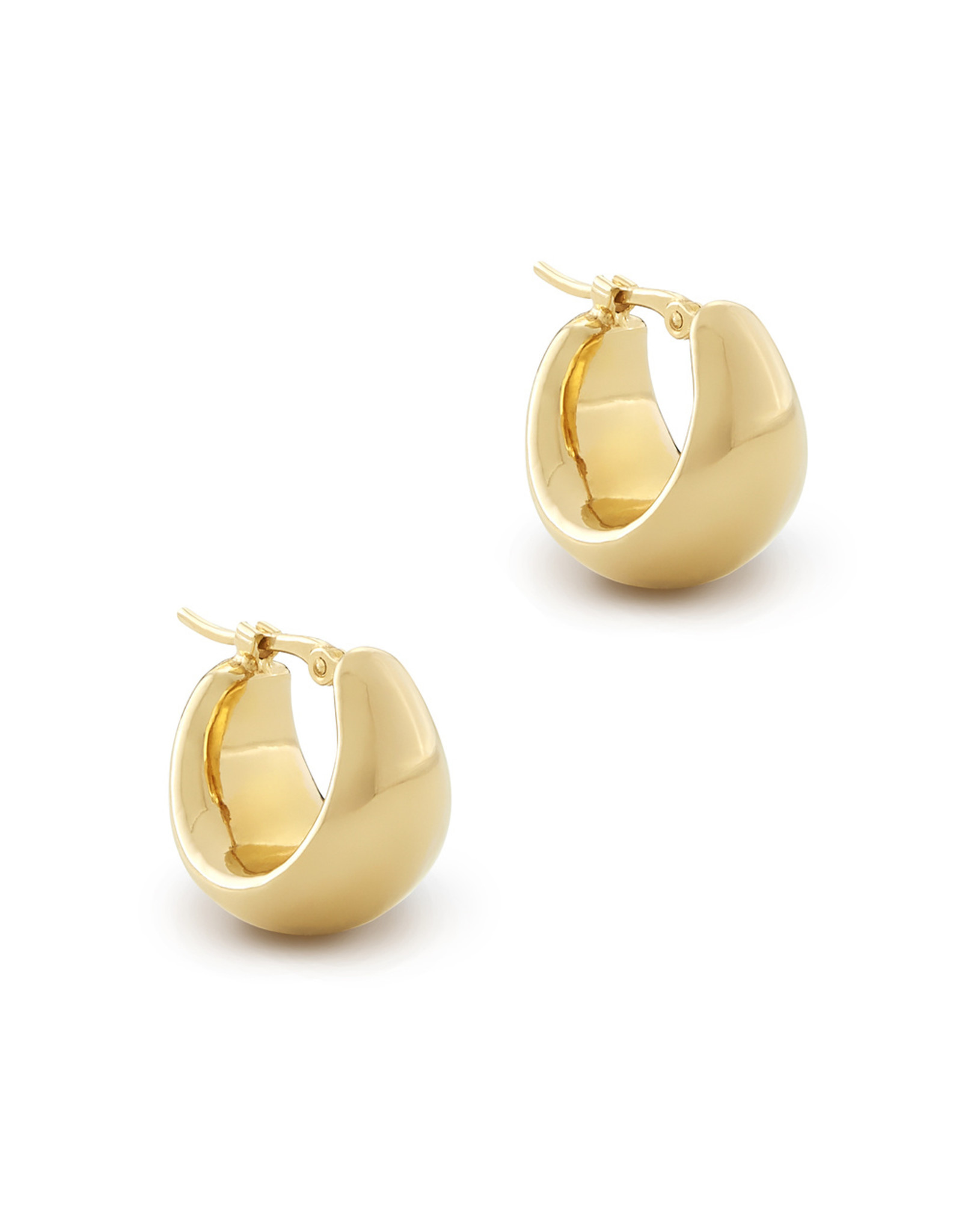Ariel Gordon Ariel Gordon Helium Earrings (Color: Yellow Gold)