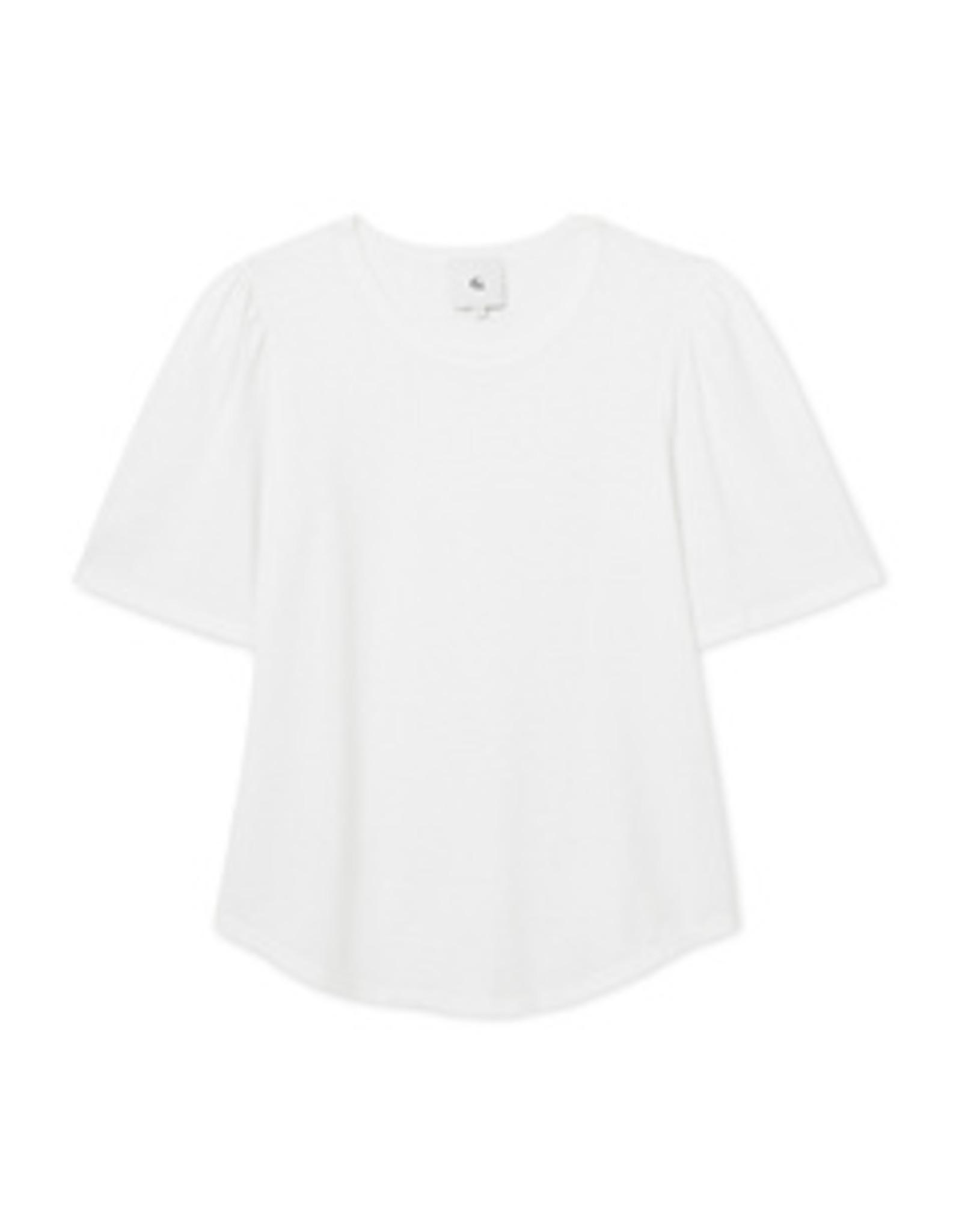 G. Label G. Label Jordan Tee Core (Color: White, Size: S)