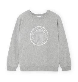 G. Label G. Label goop University Sweatshirt (Color: Grey Heather, Size: L)