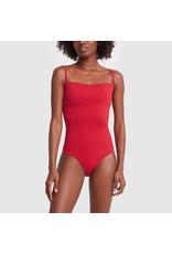 G. Sport x Proenza Schouler G. Sport x Proenza Schouler Bodysuit (Color: Red, Size: L)