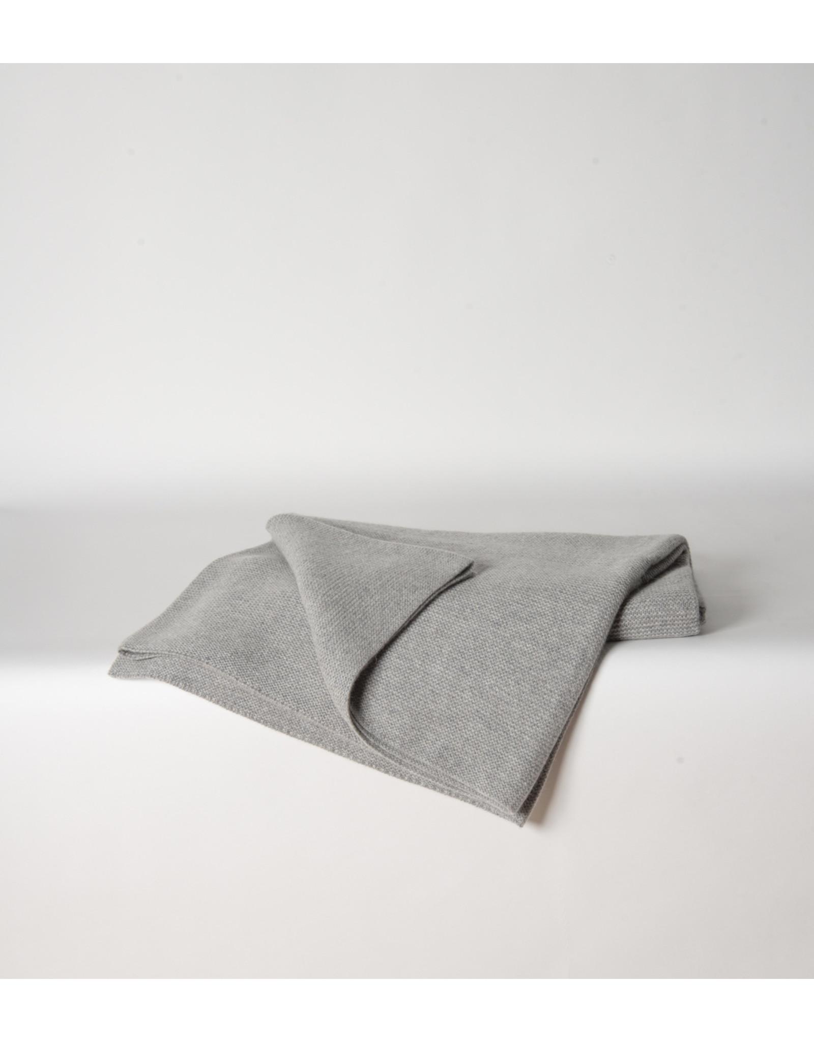 Hangai Organic Purl Knit (Color: Grey)