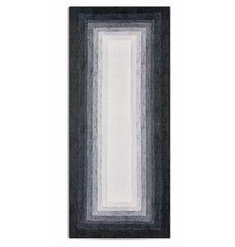 Summerill & Bishop Summerill & Bishop Shades Of Light Striped Linen Tablecloth