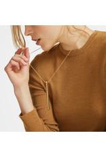 Crave Vesper Vibrator Necklace (Color: 24KT Gold)