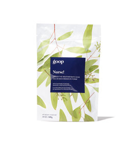 goop Body goop Beauty NURSE! Under the Weather Bath Soak