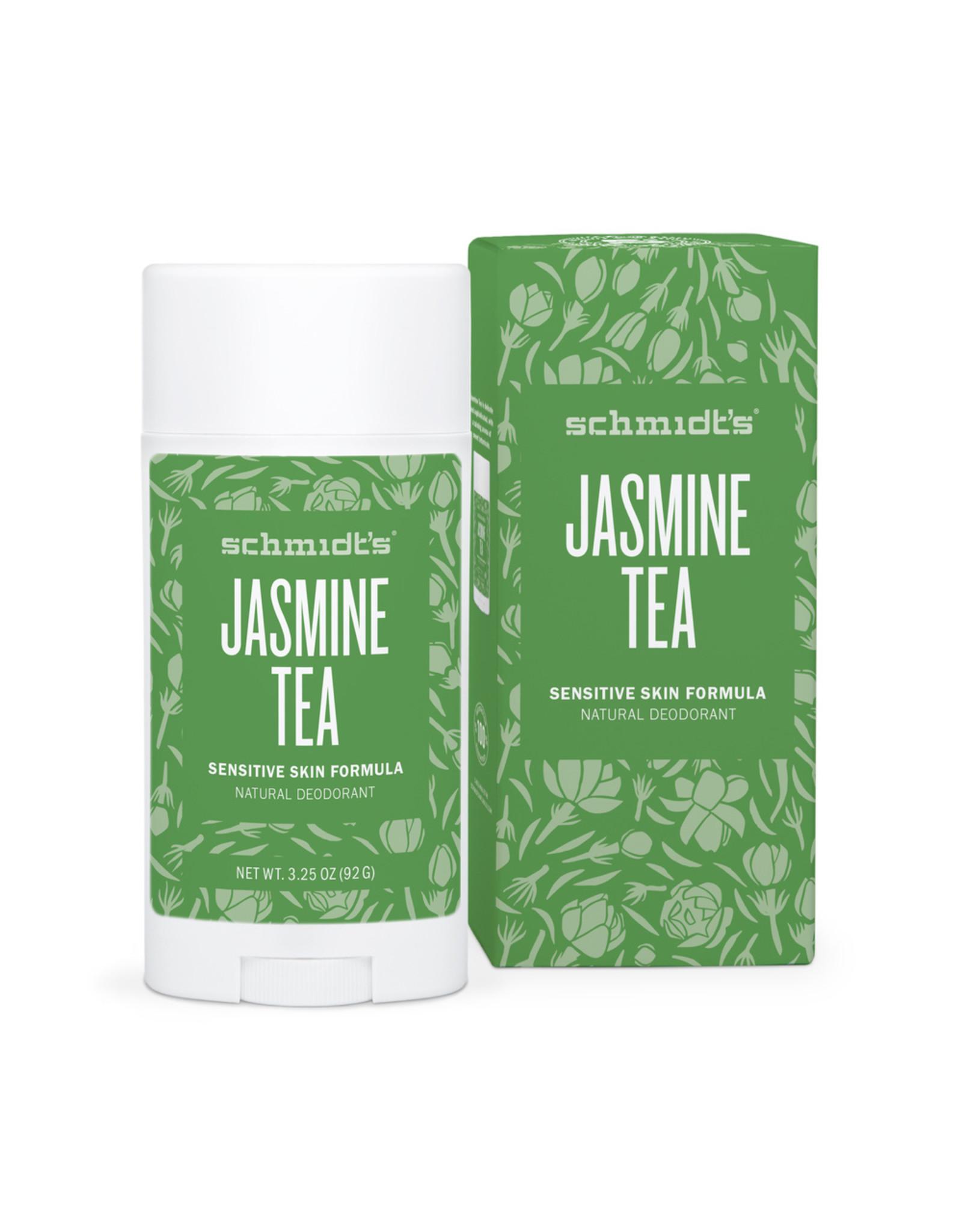 Schmidt's Schmidt's Jasmine Tea Sensitive Skin Deodorant Stick