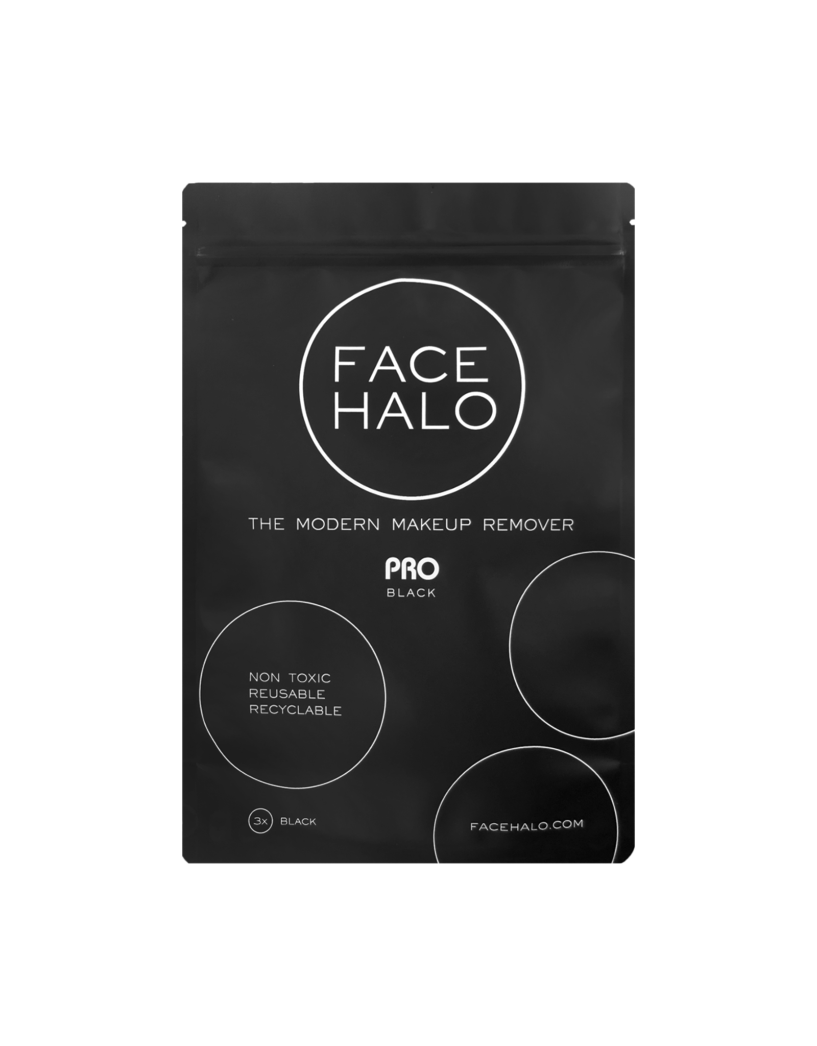 Face Halo The Modern Makeup Remover- Pro