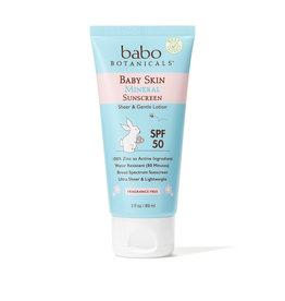 Babo Botanicals Babo Botanicals Baby Skin Mineral Sunscreen - SPF 50