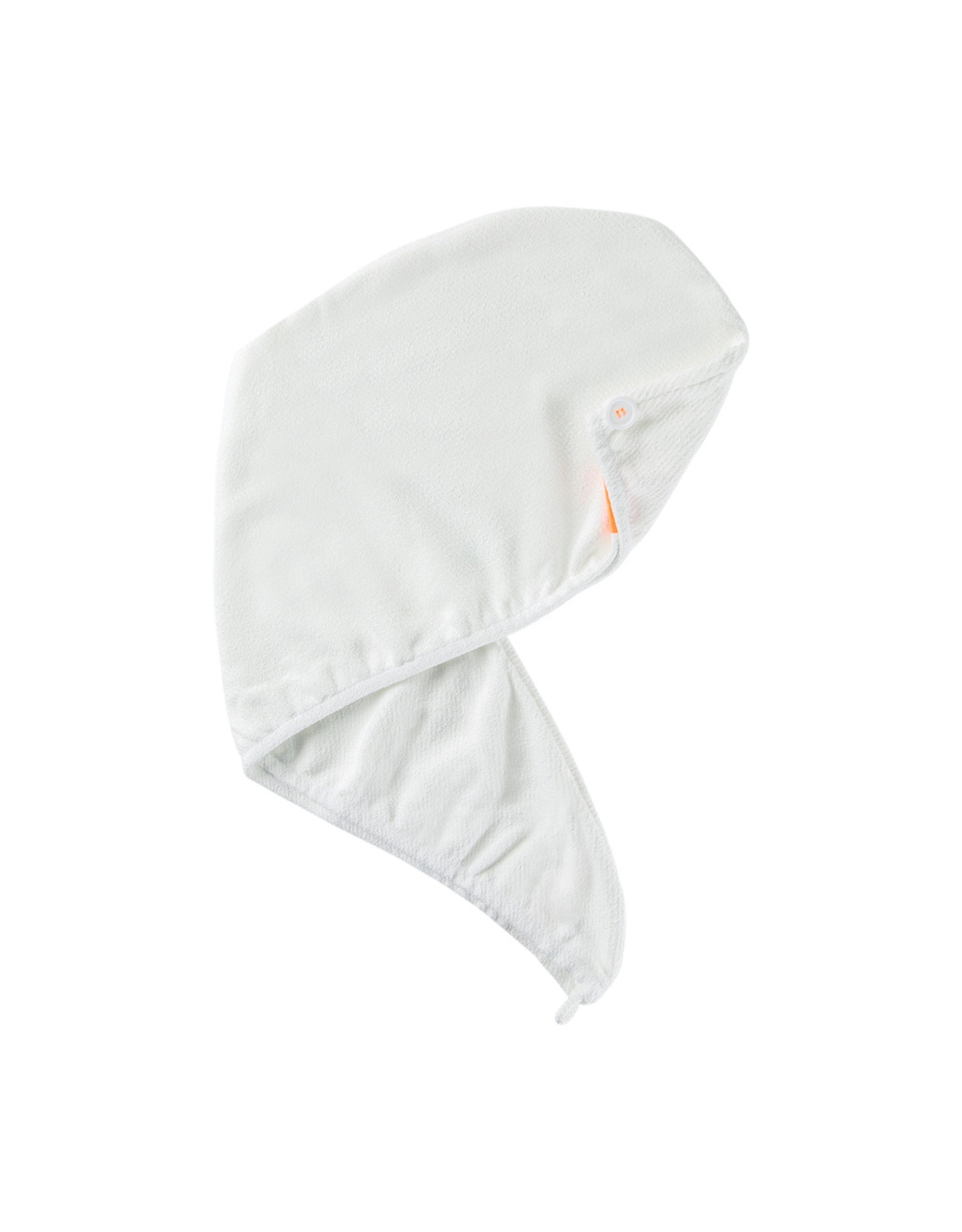 Aquis Lisse Luxe Hair Turban (Color: White)