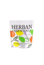 Herban Essentials Herban Essential Essential Oil Towelettes
