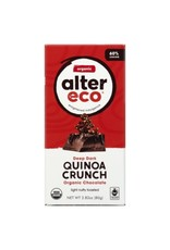Bonberi AlterEco Quinoa Crunch Chocolate Bar